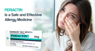 Generic Periactin is Available at the Lowest Possible Rate on PharmaExpressRx