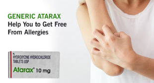 Generic Atarax Is One of the Top-Selling Allergy Meds on PharmaExpressRx