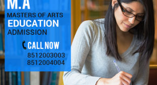 MA Education Masters of Education Distance education learning Correspondence Admission 2021