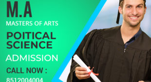MA Political Science Masters Degree Distance learning education Admission 2021