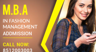 MBA in Fashion Designing Management Distance learning Education Admission 2021