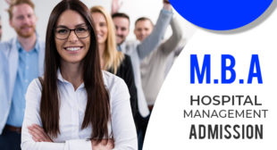 MBA Hospital Management Distance Education learning Masters Degree Admission 2021