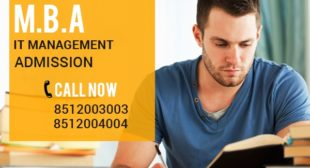 MBA IT management Distance Education Learning Admission 2021-2022