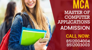 MCA Master of Computer Applications Distance Education learning correspondence admission 2021