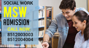 MSW Masters in Social Work MA Degree Distance Education Admission 2021