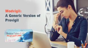 Trust PharmaExpressRx for buying Modvigil