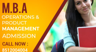 MBA Operations Management masters Distance Learning education admission 2021