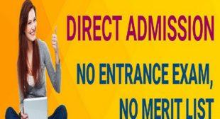 B.ed Distance Education Correspondence Admission 2021-2022 Delhi