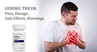Purchase Generic Tricor pills with a click