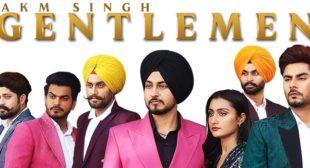 Gentlemen Lyrics – AKM Singh