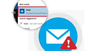 How to Fix If Mail App is Not Working on Window 10?