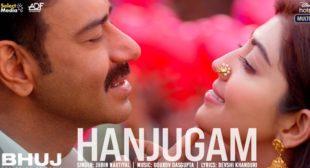 Hanjugam Lyrics – Bhuj