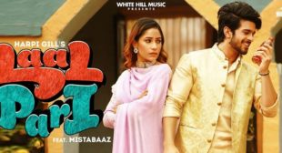 Laal Pari Lyrics – Harpi Gill