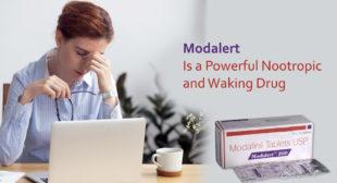PharmaExpressRx Offers 100% Authentic Modalert Pills at Pocket-Friendly