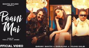 Paani Mai Lyrics – Emiway