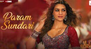 Param Sundari Lyrics – Mimi