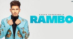 Rambo Lyrics – Karan Randhawa