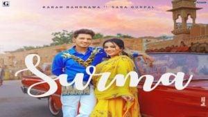 Surma Lyrics – Karan Randhawa