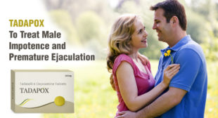 Quality Tadapox Pills That Contain Tadalafil/Dapoxetine Available on PharmaExpressRx