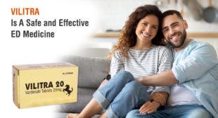 Vilitra Is a Safe Buy on HisKart Online Pharmacy