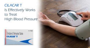 Buy High Blood Pressure Medicine Cilacar T Online on PharmaExpressRx