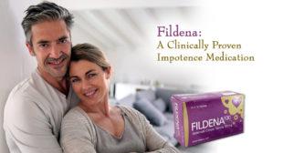 Sildenafil-Based Fildena Pills Available Easily on PharmaExpressRx