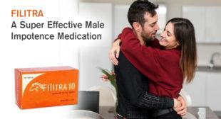 Get Filitra (Generic Vardenafil) Pills at an Unbeatable Price on HisKart