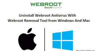 How Do I Uninstall Webroot With Webroot Removal Tool?
