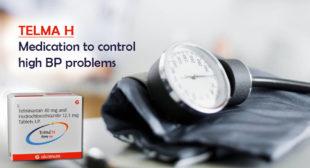 Effective Antihypertensive Drug Telma H Available on PharmaExpressRx