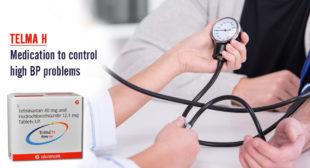 Telma H (Telmisartan and Hydrochlorothiazide) Available on PharmaExpressRx