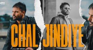 Chal Jindiye Judaa 3 Lyrics