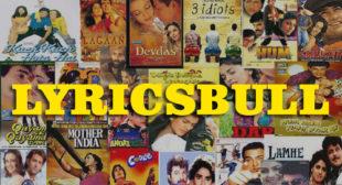 Hindi Songs Lyrics with Video
