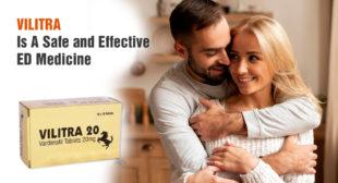 Vilitra Is One of the Best-Selling Generic Vardenafil Drugs at HisKart