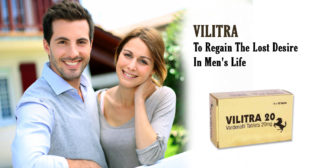 Generic Impotence Drug Vilitra Available At a Cheaper Price on HisKart