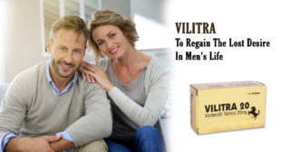Vilitra Is the Best-Selling Generic Levitra Drug on HisKart