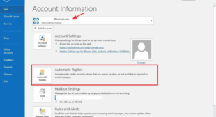 How to Setup Auto Reply in Outlook Complete Guide?