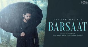 Barsaat – Armaan Malik