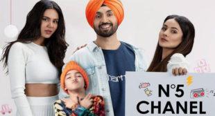 Chanel No 5 Diljit Dosanjh Lyrics