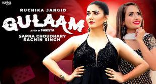 Gulaam Lyrics by Ruchika Jangid