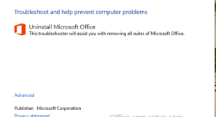 """How You Can Resolve """"Microsoft Office Won't Install"""" Error?"""