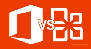 Difference Between Microsoft Office 365 & Office 2019