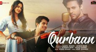 Qurbaan Stebin Ben Lyrics