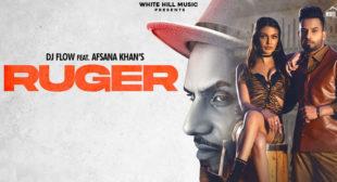 Ruger DJ Flow Lyrics