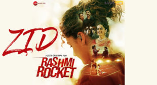Zid Rashmi Rocket Lyrics