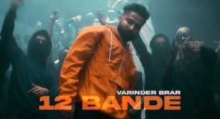 12 Bande Varinder Brar Lyrics