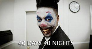 Lyrics of 40 Days 40 Nights by Dax