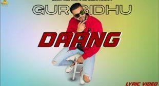 Daang – Gur Sidhu Lyrics