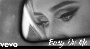 Lyrics of Easy On Me by Adele