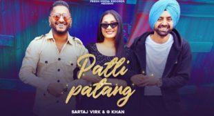 Patli Patang Lyrics – G Khan