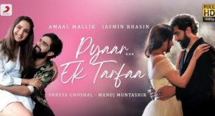 Pyar Ek Tarfa Lyrics